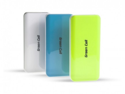 Power Bank Green Cell 10400mAh