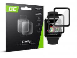 2x Szkło hartowane GC Clarity do Apple Watch 3 38mm