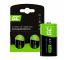 Green Cell Baterie Akumulatorki 2x C R14 HR14 Ni-MH 1.2V 4000mAh