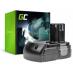 Bateria Green Cell (2.5Ah 18V) BCC 1815 BCL 1815 BCL BCL 1820 1825 BCL 1830 EBM1830 do Hitachi DV 18L 18DL C18DL CJ18DL CR18DL