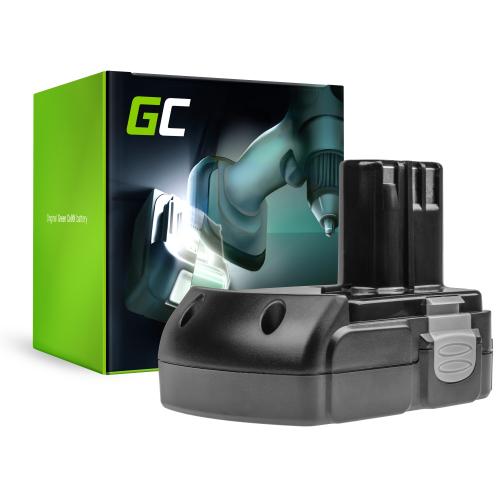 Bateria Akumulator Green Cell do Hitachi BCL1815 C18DL 18V 2Ah