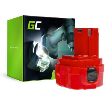Bateria Green Cell (3Ah 12V) 1220 1222 1233 1234 PA12 do Makita 1050D 4000 6227D 6270D 6271D 6313D 6317D 8271D Celma WAK 12
