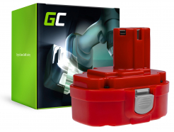 Bateria Green Cell (1.5Ah 18V) PA18 1820 1822 1823 1833 1834 1835 do Makita 4334D 6343D 6347D 6936FD 8390D 8391 8391D 8443D