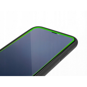 2x Szkło hartowane GC Clarity szybka ochronna do telefonu iPhone 7 / iPhone 8 - Białe