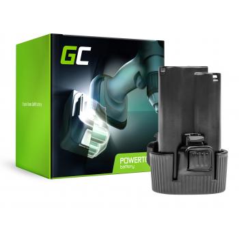 Bateria Green Cell (1.5Ah 10.8V) BL1013 BL1014 194550-6 194551-4 195332-9 do Makita DC10WA DF330 DF330D DF330DWE TD090 TD090D