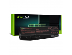 Bateria Green Cell N850BAT-6 do Clevo N850 N855 N857 N870 N871 N875, Hyperbook N85 N85S N87 N87S