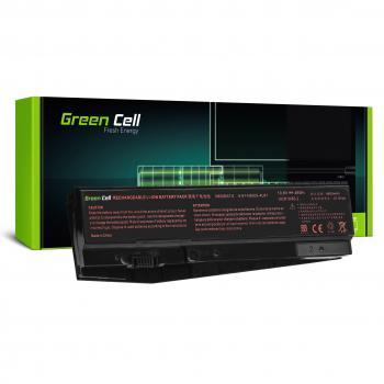 Bateria Green Cell N850BAT-6 do Clevo N850HC N850HJ N850HJ1 N850HK1