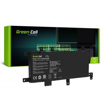Bateria Green Cell C21N1634 do Asus Vivobook R542UR FL5900L