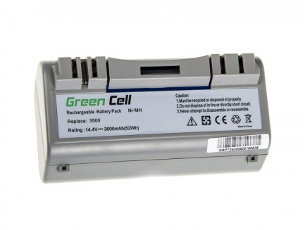 Bateria Akumulator Green Cell do iRobot Scooba 5900 300 350 390 14.4V 3.5Ah