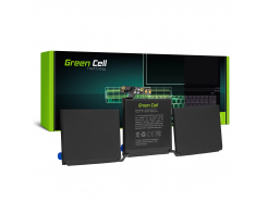 Bateria Green Cell A1713 do Apple MacBook Pro 13 A1708 (2016 i 2017, 2 porty thunderbolt)