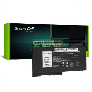 Bateria Green Cell 3DDDG 93FTF do Dell Latitude 5280 5290 5480 5490 5495 5580 5590