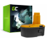 Bateria Green Cell (3Ah 14.4V) DE9502 DE9094 DE9091 DW9091 DE9092 DW9094 DC9091 do DeWalt DC528 DW984 DC728KA DC984KB