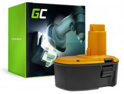 Bateria Green Cell (2Ah 14.4V) A9262 DE9502 DE9094 DE9091 DW9091 DE9092 DW9094 DC9091 do DeWalt DC528 DW984 DC728KA DC984KB
