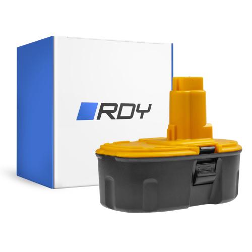 Bateria RDY (3Ah 18V) DE9093 DE9095 DE9096 DE9098 DE9503 do DeWalt DW056 DCS392 DW056 DW938 DW960 DW989 DW997 DC9096