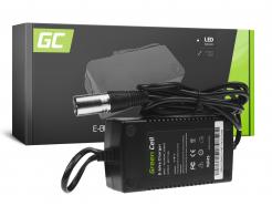 Ładowarka Green Cell 42V 2A (Cannon) do Baterii Akumulatorów Roweru Elektrycznego 36V