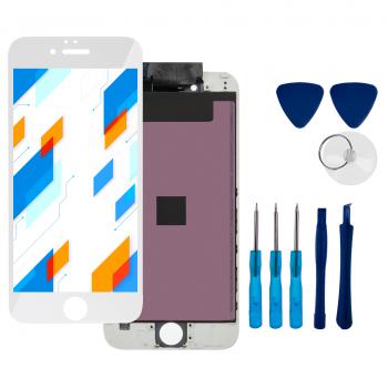 Wyświetlacz LCD Ekran Dotykowy do Apple iPhone 6 Biały + narzędzia