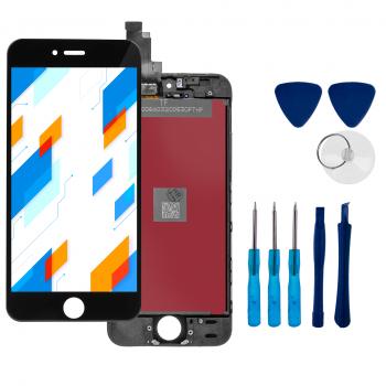 Wyświetlacz LCD Ekran Dotykowy do Apple iPhone SE Czarny + narzędzia GRATIS