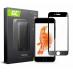 Szkło hartowane GC Clarity do telefonu Apple iPhone 6 / 6S - Czarny