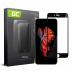 Szkło hartowane GC Clarity do telefonu Apple iPhone 6/6S Plus - Czarny