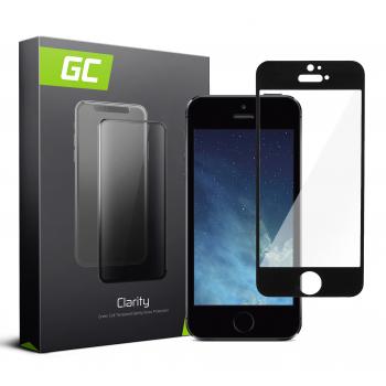 Szkło hartowane Green Cell GC Clarity do telefonu Apple iPhone 5/5S/5C/SE