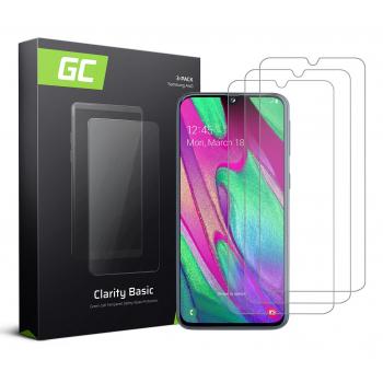 3x Szkło hartowane GC Clarity do telefonu Samsung Galaxy A40