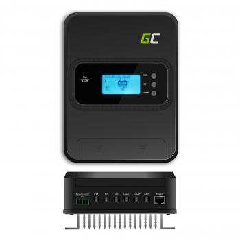 Edytuj: Solarny kontroler / regulator ładowania MPPT 30A do systemów 12V/24V/36V/48V - 145V (VOC)