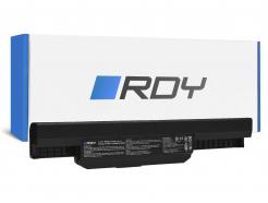 Bateria RDY A32-K53 do Asus K53 K53E K53S K53SJ K53SV K53T K53U K54 X53 X53E X53S X53SV X53U X54 X54C X54H X54L