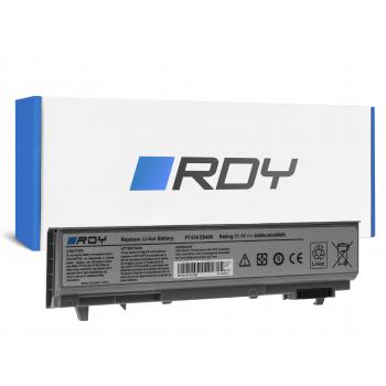 Bateria RDY PT434 W1193 do Dell Latitude E6400 E6410 E6500 E6510 E6400 ATG E6410 ATG Precision M2400 M4400 M4500