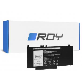 Bateria RDY 6MT4T G5M10 do Dell Latitude E5450 E5470 E5550 E5570