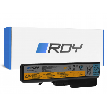 Bateria L09L6Y02 L09S6Y02 RDY do Lenovo B575 G560 G565 G570 G575 G770 G780, IdeaPad Z560 Z570 Z585