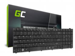 Klawiatura do laptopa Fujitsu-Siemens LifeBook A512, A530, A531, AH502, AH531, NH751