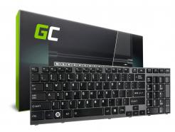 Klawiatura do Laptopa Toshiba Satellite A660 A660D A665 A665D