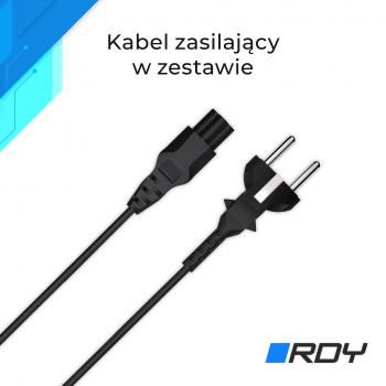 Zasilacz AD66RDY+KAB01