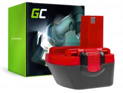 Bateria Green Cell (3Ah 12V) 2 607 335 709 2607335463 BAT046 do Bosch O-PACK GLI GSR PAG PSR PSB 12 12-2 12VE-2 VSE-2 3360K