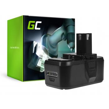 Green Cell ® Bateria do Ryobi RAD1801M