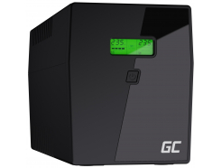 Zasilacz awaryjny UPS Green Cell 1500VA 900W Power Proof