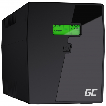 Zasilacz awaryjny UPS Green Cell 2000VA 1200W Power Proof
