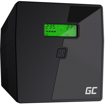 Zasilacz awaryjny UPS Green Cell 1000VA 700W Power Proof