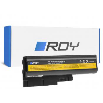 Bateria RDY 42T4504 42T4513 92P1138 92P1139 do Lenovo ThinkPad R60 R60e R61 R61e R61i R500 SL500 T60 T61 T500 W500
