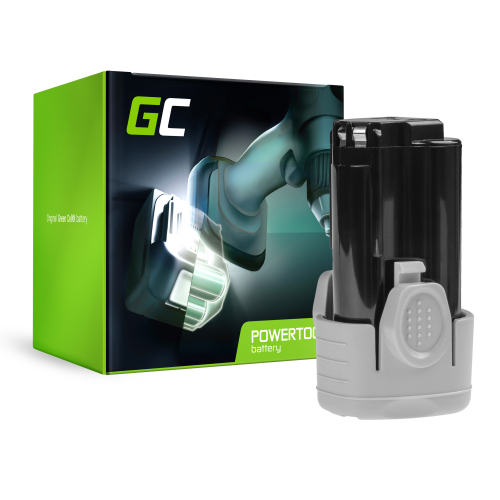 Bateria akumulator Green Cell do Black&Decker BL1110 BL1310 BL1510 BDCDMT112 10.8V 1.5Ah