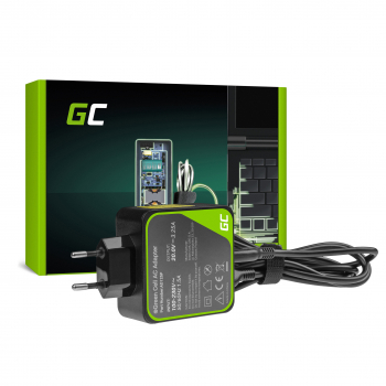 Zasilacz Ładowarka Green Cell PRO 20V 3.25A 65W do Lenovo Yoga 4 Pro 700-14ISK 900-13ISK 900-13ISK2