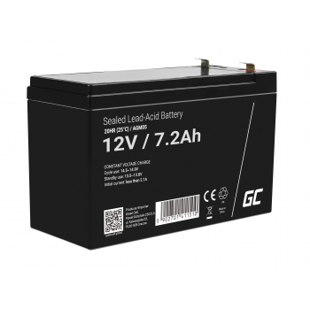Green Cell ® Akumulator do PCM Powercom KIN-625AP