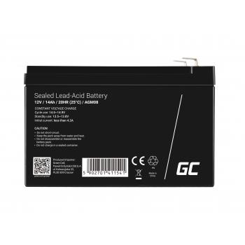 Akumulator bezobsługowy AGM