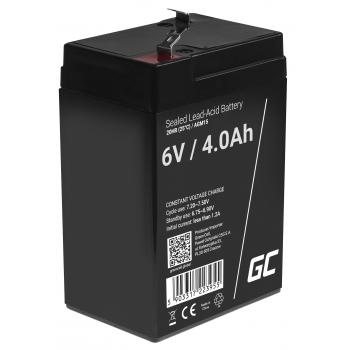 Akumulator AGM VRLA Green Cell 6V 4Ah