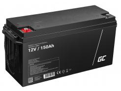 Akumulator AGM Green Cell 12V 150Ah