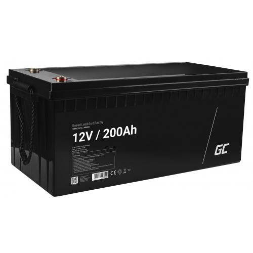 Akumulator AGM Green Cell 12V 200Ah
