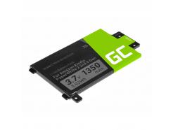 Bateria Green Cell 58-000049 doczytnika e-book Amazon Kindle Paperwhite II 2nd 6th Gen 2013, III 3rd 3G 7th Gen, 1350mAh