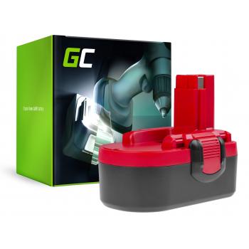Bateria Green Cell (3Ah 18V) 2 610 909 020 2607335277 2607335687 BAT025 BAT026 do Bosch GDR GSB GSR PSB PSR 18 18-2 VE VE-2