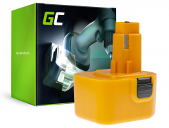 Bateria Akumulator Green Cell do DeWalt DE9037 DE9071 DE9074 12V 2Ah