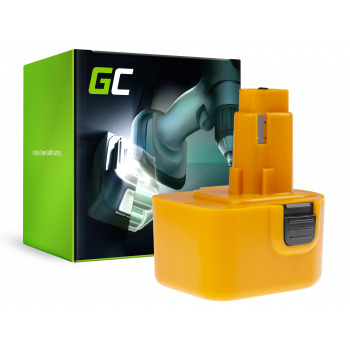 Bateria Green Cell (2Ah 12V) A9275 DE9037 DE9071 DE9074 DE9075 do DeWalt / Black&Decker KC120V KC1262F CD12C CD12CA